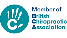 British Chiropractic Association Logo Link
