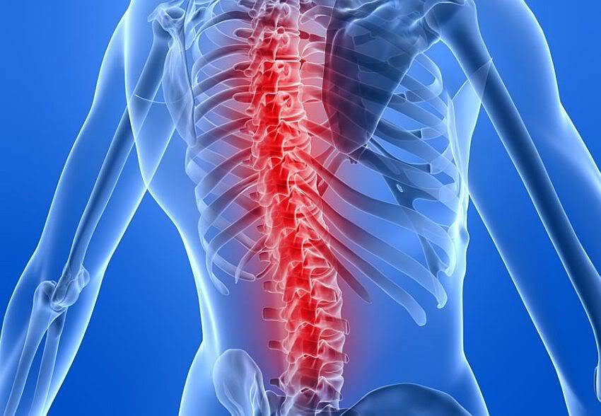 Risk Factors for Spinal Degeneration